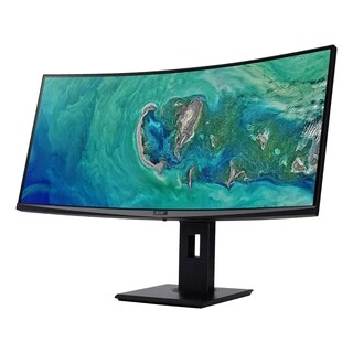 "Acer Predator 35"" Curved Widescreen LCD LED Monitor G-sync UW-UXGA Z35 bmiphz"