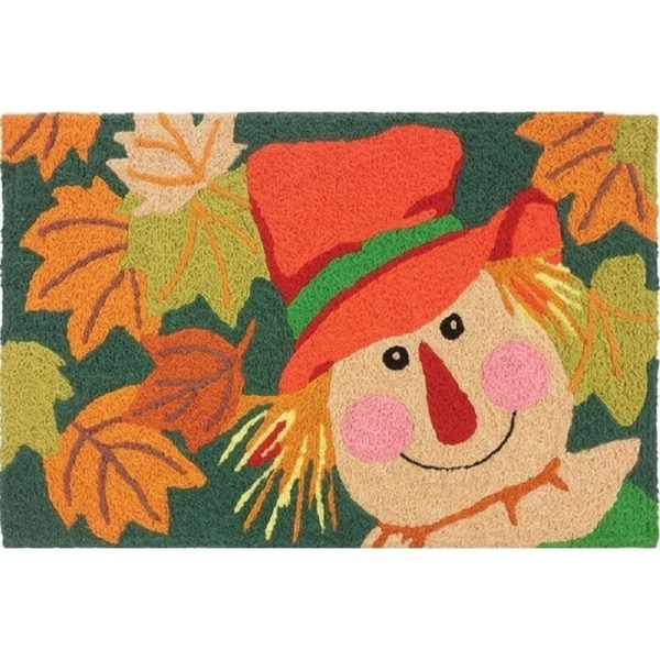 Shop Jellybean Rug Scarecrow Free Shipping Today Overstock Com