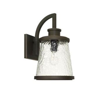 Capital Tory 1-light Oiled Bronze Outdoor Wall Lantern