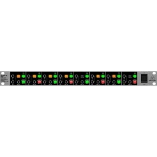 Behringer DI800 Professional Mains/Phantom Powered 8-Channel DI-Box - N/A