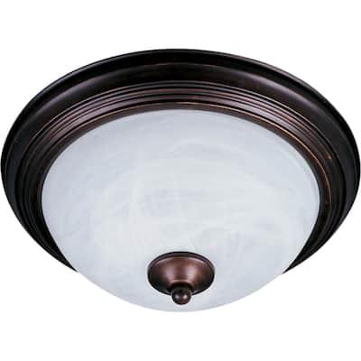 """Outdoor Essentials 11.5"""" Wide Steel Outdoor Ceiling Light"""