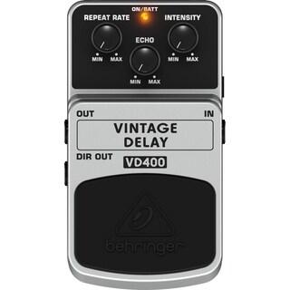 Behringer VD400 Vintage Analog Delay Effects Pedal - N/A