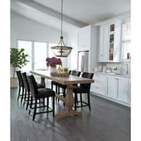 Kasey Reclaimed Wood Gathering Table by Kosas Home