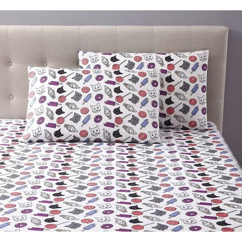 Oh Hello, Bed Sheet Set