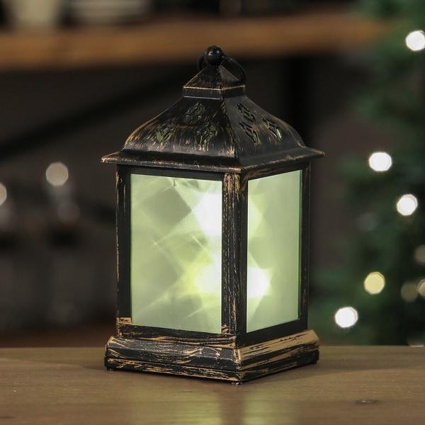 Star Light LED Square Lantern