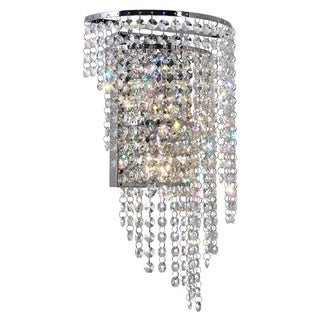 Link to Silver Orchid Appel 3-light Wall Sconce with Chrome Finish Similar Items in Sconces