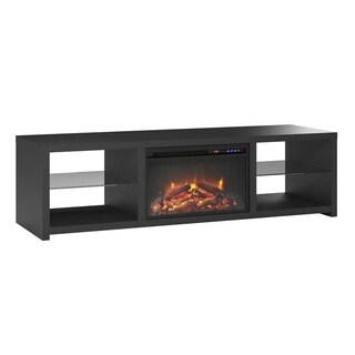 Avenue Greene Cullen Fireplace TV Stand for TVs up to 70 inches - N/A