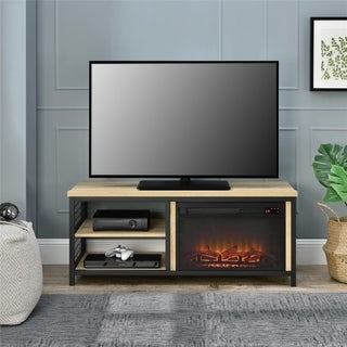 Avenue Greene Trails End Fireplace TV Stand for TVs up to 55 inches