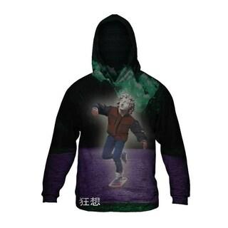 Mens Hoodie Sweater Fantasy Boarder