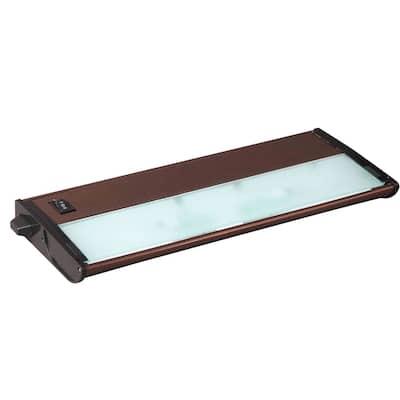 "CounterMax MX-X12 5"" Wide Aluminum Under Cabinet Light Kit"