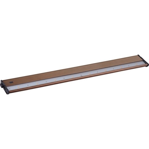 "CounterMax MX-L120DC 4"" Wide Metal Under Cabinet Light"