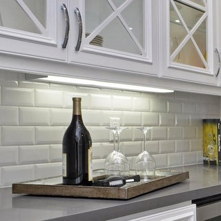 "Link to CounterMax MX-L120-EL 4"" Wide Aluminum Under Cabinet Light Similar Items in Track Lighting"