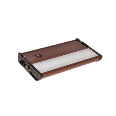 "CounterMax MX-L120-DL 4"" Wide Aluminum Under Cabinet Light"