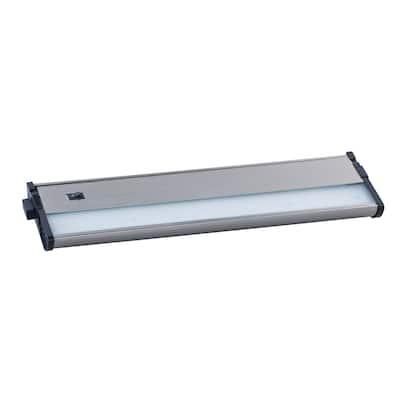 "CounterMax MX-L120-DL 4"" Wide Metal Under Cabinet Light"