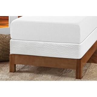 Signature Sleep Inspire 10 Inch Twin Memory Foam Mattress and Foundation