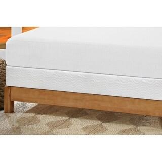 Signature Sleep Inspire 10 Inch Queen Memory Foam Mattress and Foundation