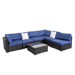 2dc1e4427127 Patio Furniture   Find Great Outdoor Seating & Dining Deals Shopping at  Overstock