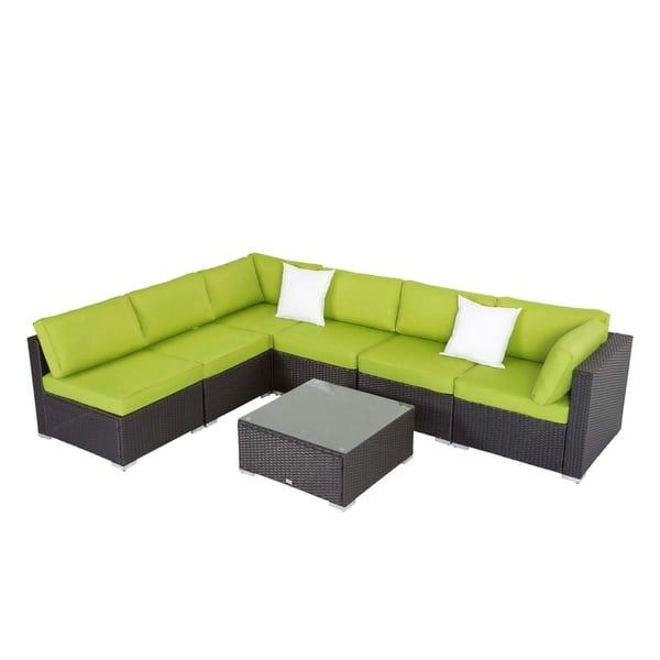 Kinbor 7 Piece Patio Furniture Set