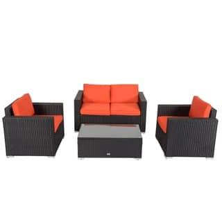 Orange Patio Furniture  fcc22ca3b