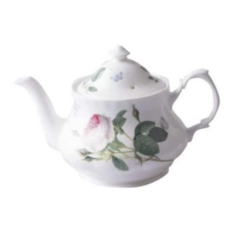 Roy Kirkham Large Teapot - Palace Garden