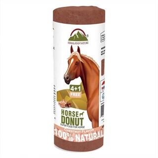 Himalayan Nature Horse Donuts Chestnut Flavor Rock Salt