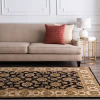 Hand-tufted Mumtaz Wool Area Rug - 5' x 8'