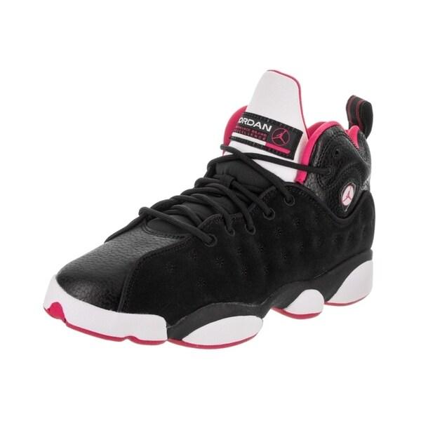 c2b4305cc Shop Nike Jordan Kids Jordan Jumpman Team II GG Basketball Shoe ...