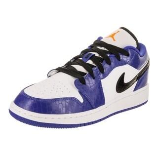 Nike Jordan Kids Air Jordan 1 Low BG Basketball Shoe