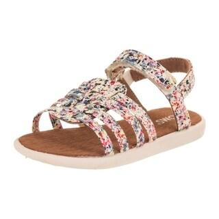 Toms Tiny Huarache Sandal