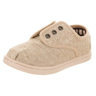 Toms Toddlers Tiny Cordones Slip-On Shoe