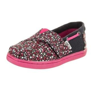 Toms Toddlers Tiny Bimini Slip-On Shoe