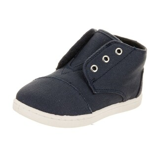 Toms Toddlers Tiny Paseo Mid Slip-On Shoe