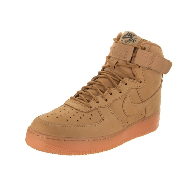 1d4f7be10661 Shop Nike Men s Air Force 1 High  07 LV8 WB Basketball Shoe - Free ...