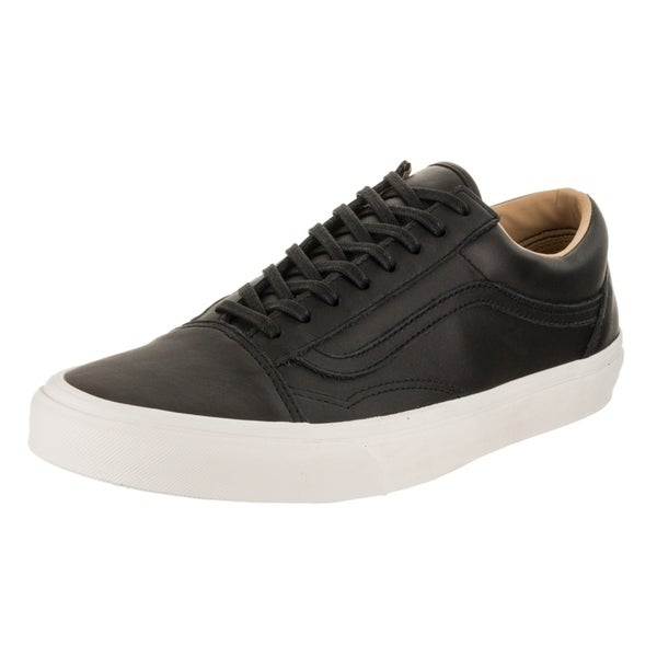 3b4fb44bd9 Shop Vans Men s Old Skool (Lux Leather) Skate Shoe - Free Shipping ...