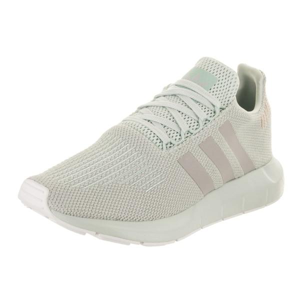 Shop Adidas Women's Swift Run Originals Running Shoe Free