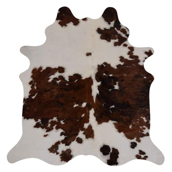 Real Cowhide Rug Tricolor & White. Opens flyout.