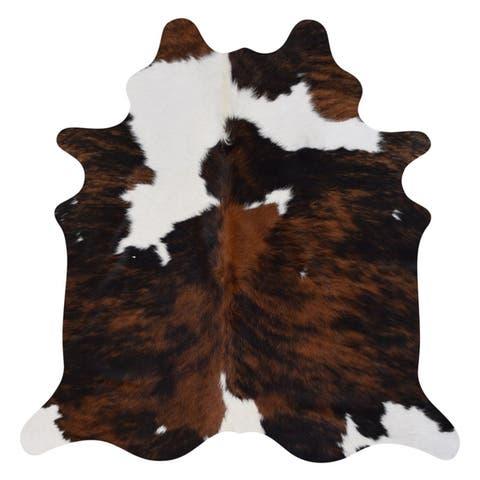 Carbon Loft Hotchkiss Cowhide Rug