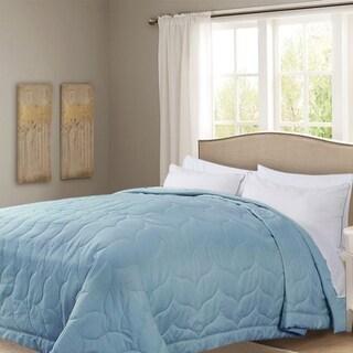 Honeymoon Queen Down Alternative Comforter Hypollergenic, Moonshine