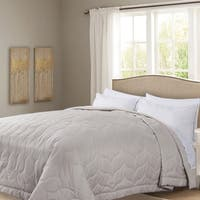 Honeymoon Queen Down Alternative Comforter Hypollergenic, Doeskin