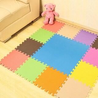 6Pcs EVA Foam Floor Carpet Durable Play Puzzle Mats