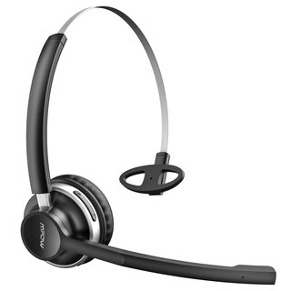 Mpow V4.2 Bluetooth Headset,Noise Canceling Wireless Bluetooth Headset with Microphone