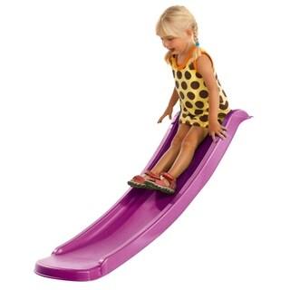 HDPE slide platform height 2 foot purple-Toddler Slide