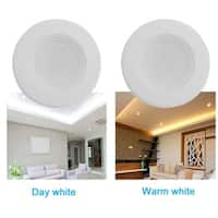 4 Inch 12pcs DownLight 9W LED Trim Dimmable Ceiling Lamp