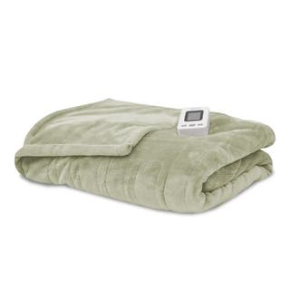 Green Heated Electric Blankets Online At Our Best Deals