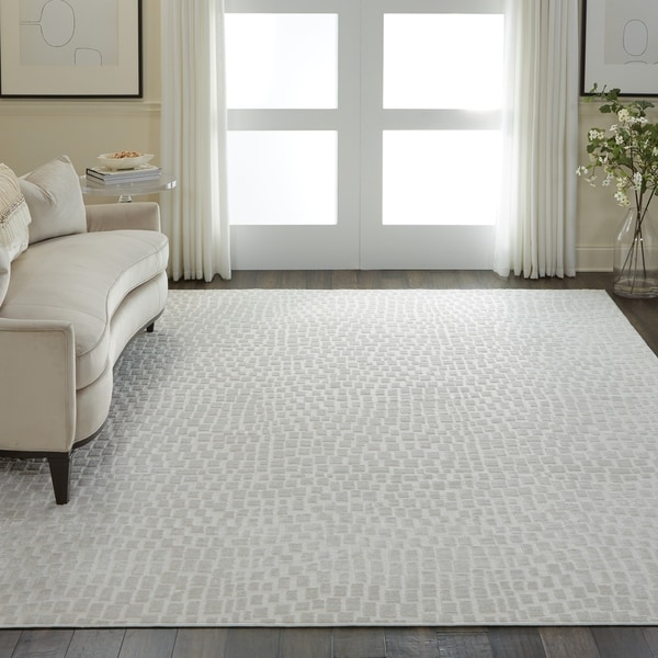 Nourison Urban Chic Circles Area Rug by Nourison