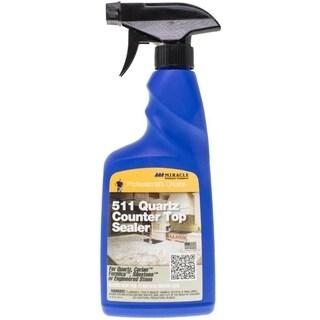 Miracle 511 Quartz Counter Top Sealer - 16 oz. Spray Bottle