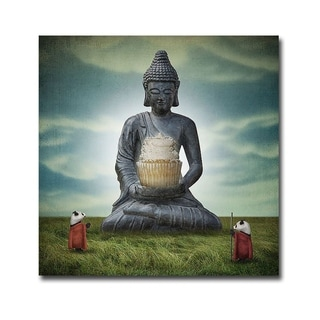 Enlightenment by Greg Noblin Gallery Wrapped Canvas Giclee Art