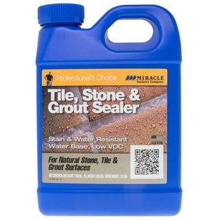 Miracle Tile, Stone & Grout Sealer
