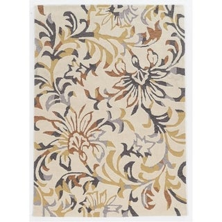 Trinity Branches Ivory/Multi - 8' x10'