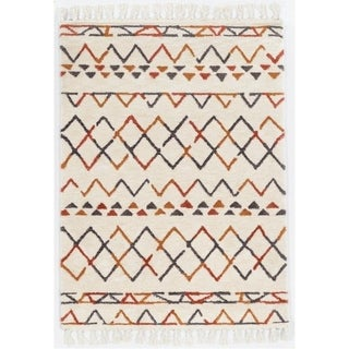 Link to Bali Zig Ivory Multi - 8' x10' Similar Items in Rugs